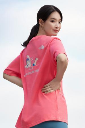 노스페이스, 올 여름 새로운 가치를 입은 'K-에코 티셔츠 컬렉션' 출시