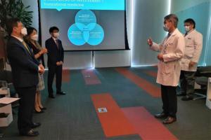 멕시코 TecSalud 재단, 노보셀바이오와 코로나19 치료제 임상 진행 발표