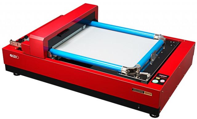 리소코리아, 신개념 친환경 디지털 스크린 제판기 GOCCOPRO 시리즈 'QS2536' 및 '100' 모델 선보여